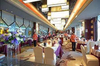 广州花都新世纪酒店臻味廊