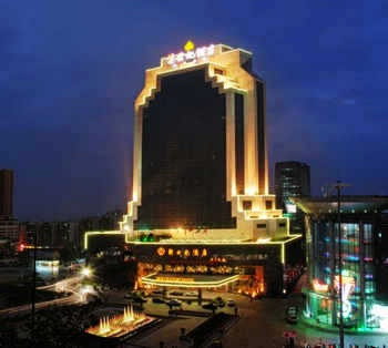 广州花都新世纪酒店酒店外观图片