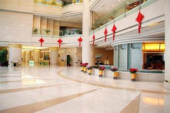 北京江西大酒店大堂