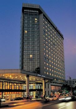 上海财大豪生大酒店外观 图片