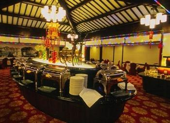 北京香山饭店餐厅