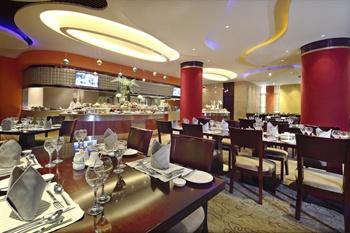 北京工大建国饭店馥苑餐厅