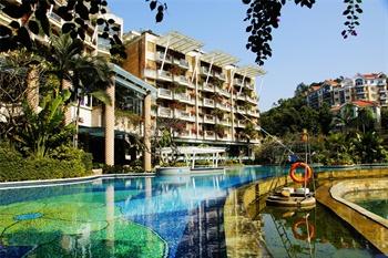 广州南方大酒店泳池