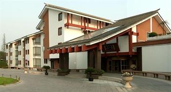 上海西郊宾馆七号楼外景图片