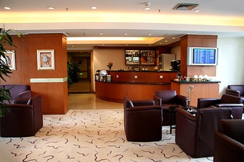 上海浦东机场华美达大酒店行政酒廊