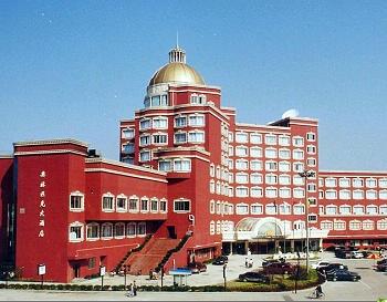 温州奥林匹克大酒店酒店外观图片