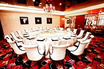武汉纽宾凯金银湖国际酒店包房