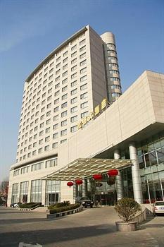 北京江西大酒店酒店外观