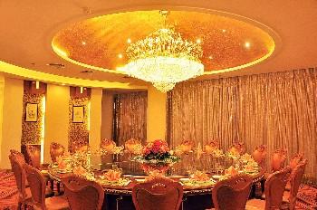 武汉纽宾凯九龙国际酒店(武昌火车站店)总统厅