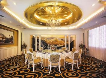 重庆阳光五洲大酒店贵宾3号包房
