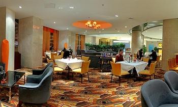 天津晋滨国际大酒店咖啡厅