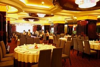 广州华威达商务酒店中餐大厅