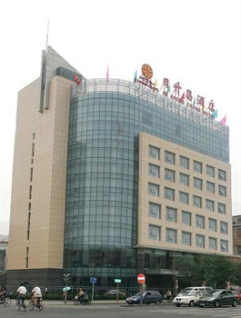 北京日升昌酒店外观