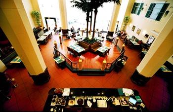福清融侨大酒店咖啡厅