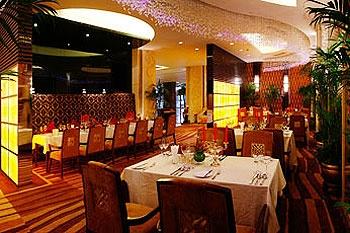 北京西国贸大酒店西餐厅