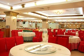 青岛大学国际学术交流中心酒店中餐厅