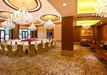 中山温泉宾馆餐厅包厢