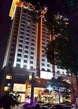 武汉中南花园饭店南苑楼外观