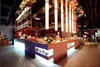 武汉未来城大酒店餐厅
