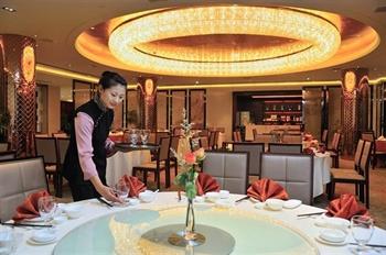 杭州富邦国际大酒店富越楼中餐厅