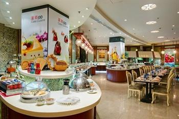 厦门京闽中心酒店西餐厅