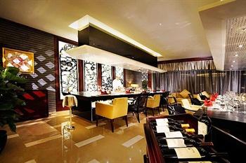 北京中关村皇冠假日酒店酒廊