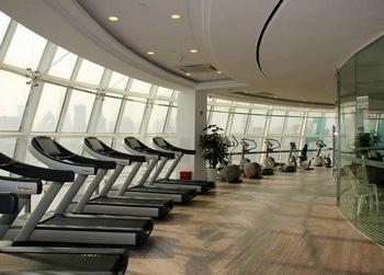 上海东方滨江大酒店(国际会议中心)健身房/健身中心
