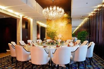北京东方花园饭店兰花厅