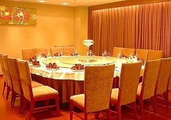 宁波嘉和大酒店餐厅普通包间