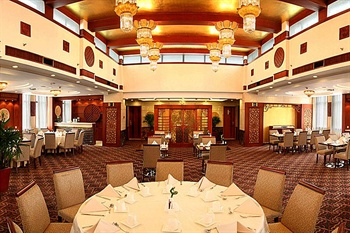西安豪华美居人民大厦西餐厅