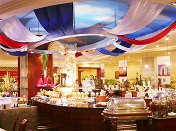 厦门国际会展酒店怡海苑自助餐厅