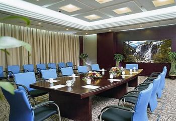 北京江西大酒店会议室