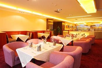 广州科学城华厦国际商务酒店西餐厅