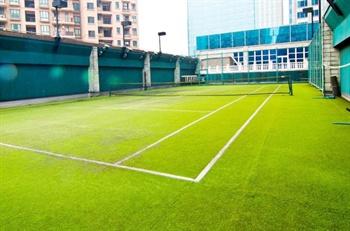 上海通茂大酒店网球场