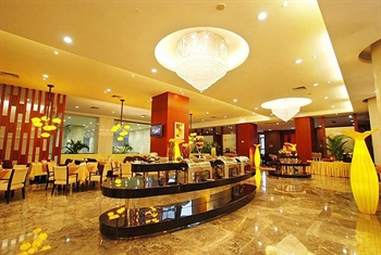 广州白云国际会议中心西餐厅