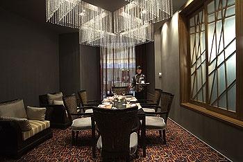 北京海润艾丽华酒店及服务公寓餐厅包间
