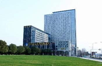 武汉纽宾凯金银湖国际酒店酒店外观图片