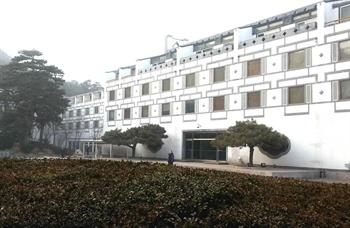 北京香山饭店外观图片