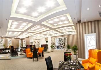 北京亚奥国际酒店行政酒廊