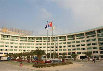 广州科学城华厦国际商务酒店酒店外观图片