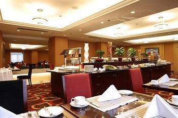 上海虹桥机场华港雅阁酒店餐厅