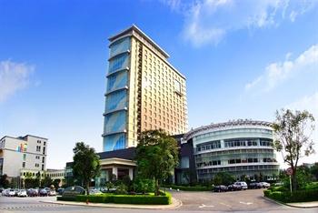 佛山华夏明珠大酒店酒店外观图片