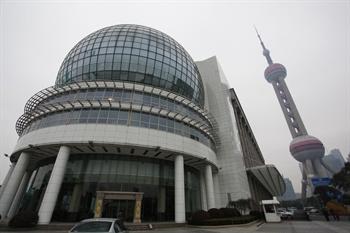 上海东方滨江大酒店(国际会议中心)外观图片