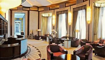 上海西郊宾馆会议中心休闲吧
