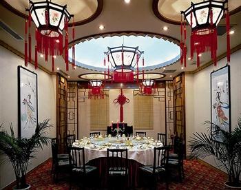 北京前门建国饭店献寿厅