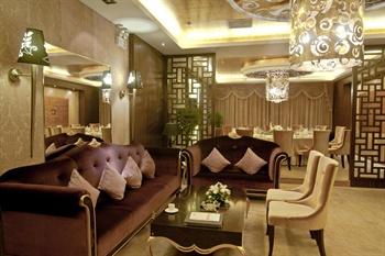 昆明荷泰温泉酒店华诚汇中餐厅包房