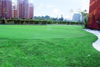 深圳观澜格兰云天国际酒店高尔夫场