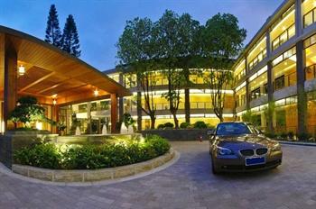 中山溫泉賓館酒店外觀圖片