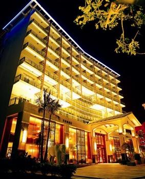 深圳大梅沙芭堤雅酒店酒店外景图片