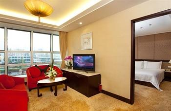 广州流花宾馆豪华套房